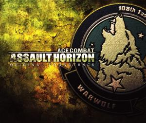 Ace Combat: Assault Horizon Original Soundtrack. Front (display). Нажмите, чтобы увеличить.