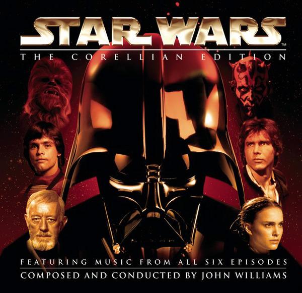 Звёздные войны музыка из 6 эпизодов