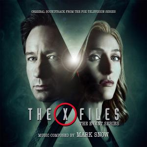 The X-Files The Event Series Original Soundtrack From The Fox Television Series. Лицевая сторона. Нажмите, чтобы увеличить.