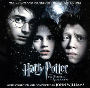 Harry Potter and the Prisoner of Azkaban Soundtrack from the Motion Picture. Лицевая сторона. Нажмите, чтобы увеличить.