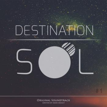 Neon Insect - Destination Sol #1 (Original Soundtrack). Front. Нажмите, чтобы увеличить.