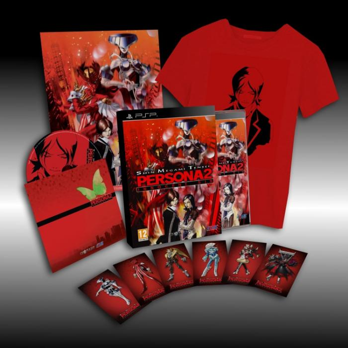 Persona 2: Innocent Sin Collector's Edition