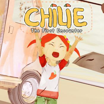 Chilie -Music from and Inspired by-. Front. Нажмите, чтобы увеличить.