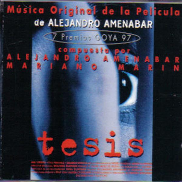 Дипломная работа музыка из фильма tesis Передняя обложка