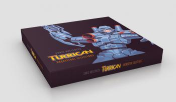 Turrican - Orchestral Selections Limited Edition Collector's Box Set. Front (sample). Нажмите, чтобы увеличить.