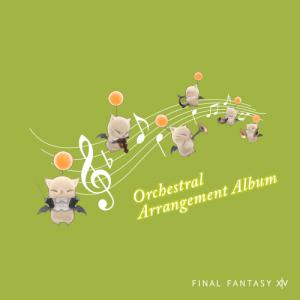 FINAL FANTASY XIV Orchestra Mini Album 2017. Front. Нажмите, чтобы увеличить.