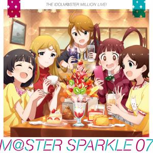 THE IDOLM@STER MILLION LIVE! M@STER SPARKLE 07, The. Front. Нажмите, чтобы увеличить.