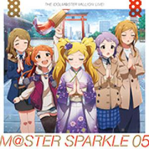 THE IDOLM@STER MILLION LIVE! M@STER SPARKLE 05, The. Front (small). Нажмите, чтобы увеличить.