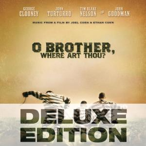 O Brother Where Art Thou Soundtrack Deluxe Edition O Brother, Where Art T...