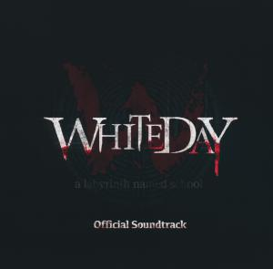 White Day: A Labyrinth Named School Official Soundtrack CD. Front. Нажмите, чтобы увеличить.