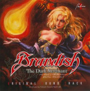 Brandish -The Dark Revenant- Original Soundtrack. Front. Нажмите, чтобы увеличить.