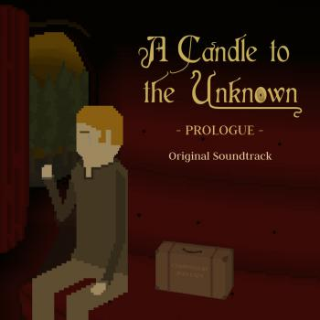 A Candle to the Unknown -Prologue- Original Soundtrack. Front. Нажмите, чтобы увеличить.