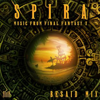 SPIRA: Music from Final Fantasy X - Besaid Mix. Front. Нажмите, чтобы увеличить.