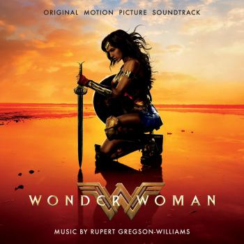 Wonder Woman: Original Motion Picture Soundtrack. Front. Нажмите, чтобы увеличить.