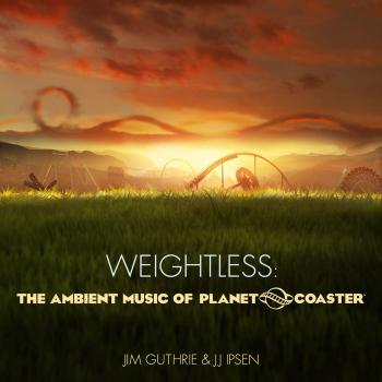 Weightless: The Ambient Music of Planet Coaster. Front. Нажмите, чтобы увеличить.