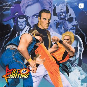 Art of Fighting The Definitive Soundtrack. Front. Нажмите, чтобы увеличить.