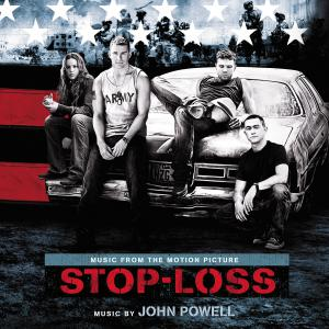 Stop-Loss Music from the Motion Pictures. Front. Нажмите, чтобы увеличить.