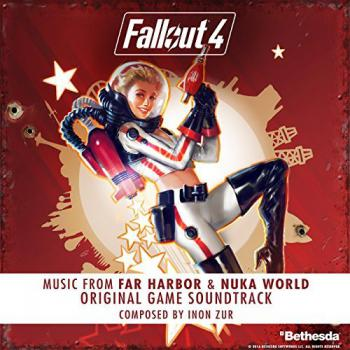 Fallout 4: Music from Far Harbor & Nuka World Original Game Soundtrack. Front (small). Нажмите, чтобы увеличить.