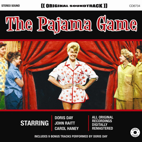 an analysis of the musical the pajama game