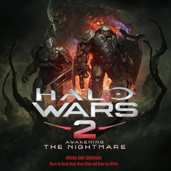Halo Wars 2: Awakening the Nightmare Original Game Soundtrack. Front. Нажмите, чтобы увеличить.