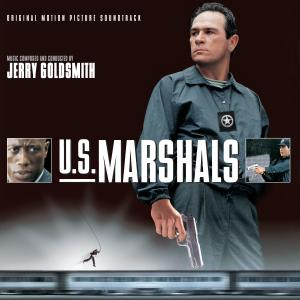 U.S. Marshals Original Motion Picture Soundtrack. Front. Нажмите, чтобы увеличить.