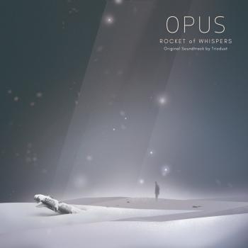OPUS: Rocket of Whispers Original Soundtrack. Front. Нажмите, чтобы увеличить.