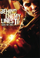 Behind Enemy Lines 2: Axis of Evil Music from the Motion Picture. Передняя обложка. Нажмите, чтобы увеличить.