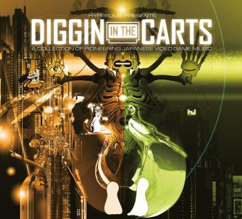 Diggin' In The Carts: A Collection Of Pioneering Japanese Video Game Music. Front. Нажмите, чтобы увеличить.