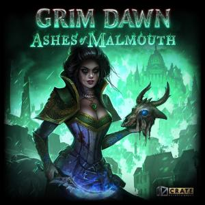 Grim Dawn: Ashes of Malmouth Soundtrack. Front. Нажмите, чтобы увеличить.