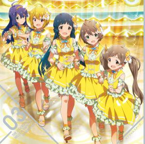 THE IDOLM@STER MILLION LIVE! New Single, The. Front. Нажмите, чтобы увеличить.