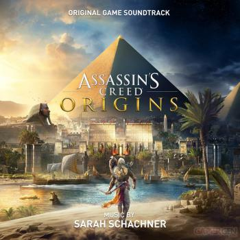 Assassin's Creed Origins Original Game Soundtrack. Front. Нажмите, чтобы увеличить.