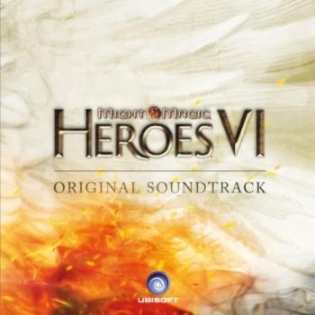 Might & Magic Heroes VI Original Soundtrack. Front. Нажмите, чтобы увеличить.