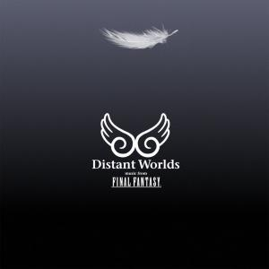 Distant Worlds: music from FINAL FANTASY. Front. Нажмите, чтобы увеличить.
