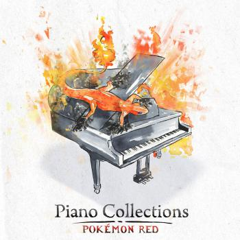 Piano Collections: Pokémon Red. Front (Red). Нажмите, чтобы увеличить.