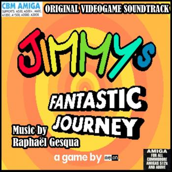 Jimmy's Fantastic Journey Original Videogame Soundtrack. Front. Нажмите, чтобы увеличить.