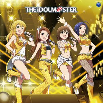 THE IDOLM@STER MASTER PRIMAL POPPIN' YELLOW, The. Front. Нажмите, чтобы увеличить.