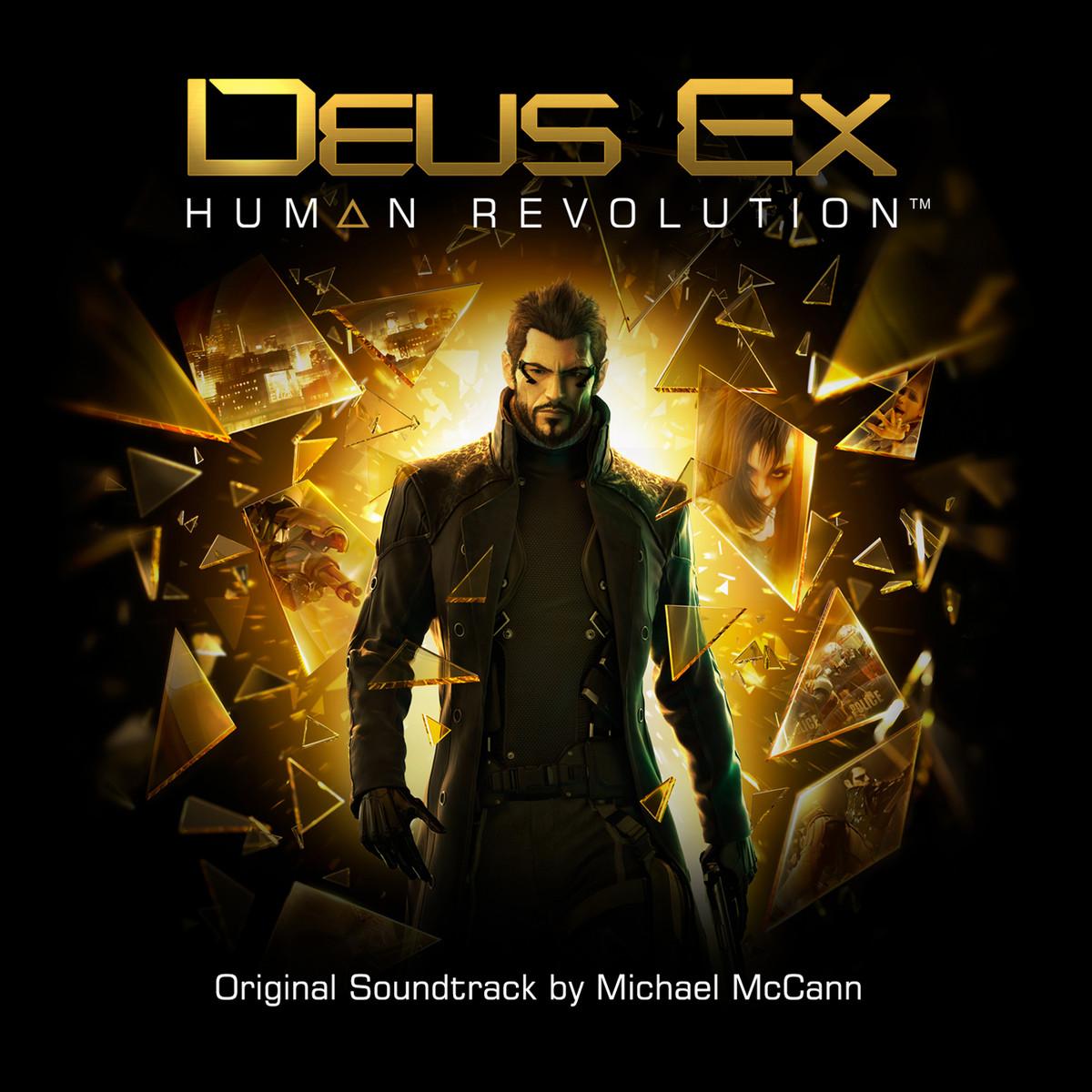 Rpgfan music deus ex: human revolution ost.
