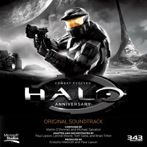 Halo: Combat Evolved Anniversary Original Soundtrack. Front. Нажмите, чтобы увеличить.