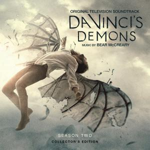 Da Vinci's Demons - Season Two Collector's Edition (Original Television Soundtrack). Лицевая сторона. Нажмите, чтобы увеличить.