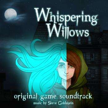 Whispering Willows Original Game Soundtrack. Front. Нажмите, чтобы увеличить.