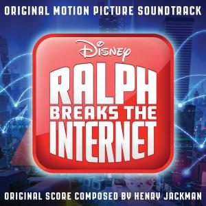 Ralph Breaks the Internet: Wreck-It Ralph 2 Original Motion Picture Soundtrack. Front. Нажмите, чтобы увеличить.