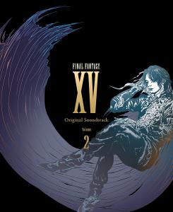 Final Fantasy XV Original Soundtrack Volume 2. Front. Нажмите, чтобы увеличить.