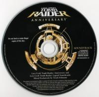 Tomb Raider: Anniversary and Tomb Raider: Legend Soundtracks Mix. CD. Нажмите, чтобы увеличить.