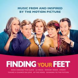Finding Your Feet Music From and Inspired By the Motion Picture. Передняя обложка. Нажмите, чтобы увеличить.