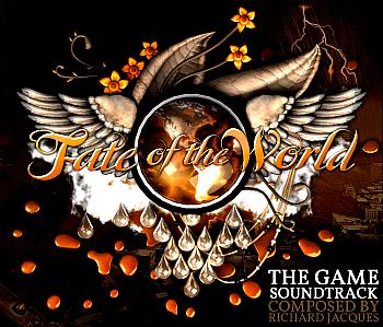 Fate of the World The Game Soundtrack. Front. Нажмите, чтобы увеличить.