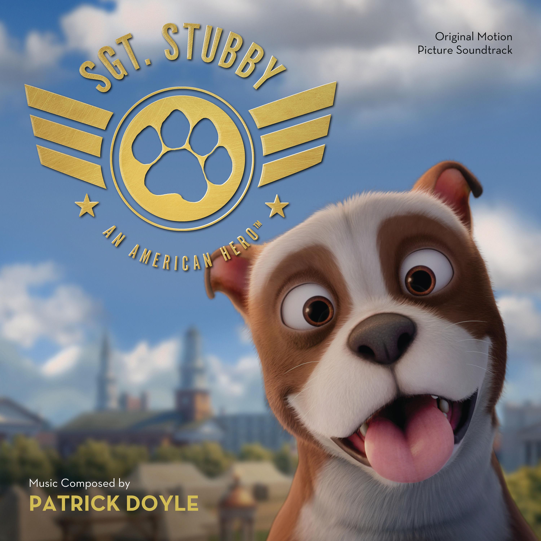 Sgt. Stubby: An American Hero — мультфильм 2018 года