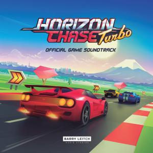 Horizon Chase Turbo Official Game Soundtrack. Front. Нажмите, чтобы увеличить.