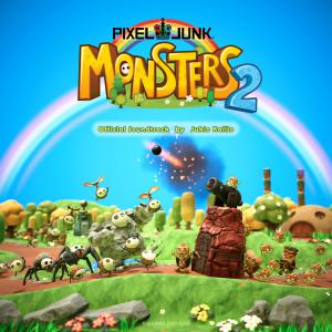 PixelJunk Monsters 2 Official Soundtrack. Front. Нажмите, чтобы увеличить.