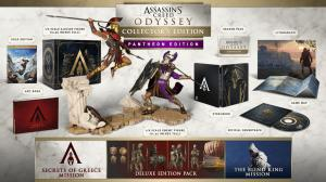 Assassin's Creed Odyssey Game Soundtrack. Advertisement (Pantheon Edition). Нажмите, чтобы увеличить.