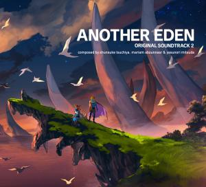 Another Eden Original Soundtrack 2 [with 8bit Arrange CD]. Front. Нажмите, чтобы увеличить.